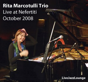 RIta Marcotulli Trio – Nefertiti, Gothenburg, September 2008
