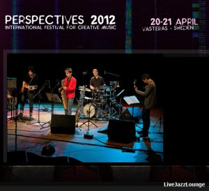 Thymeshift – Perspectives Festival, Vesteras, April 2012