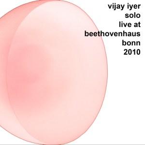 Vijay Iyer Solo Piano – Beethovenhaus Bonn, December 2010