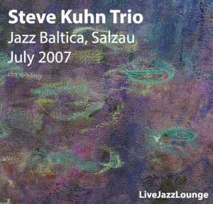 Steve Kuhn Trio – JazzBaltica, Salzau, Germany, July 2007