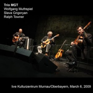Trio MGT – Kulturzentrum Murnau, Oberbayern, Germany, March 2009
