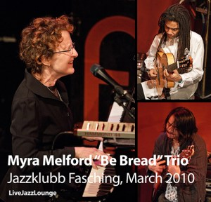 "Myra Melford ""Be Bread Trio"" – Jazzklubb Fasching, Stockholm, March 2010"