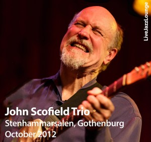 John Scofield Trio – Stenhammarsalen, Gothenburg, October 2012
