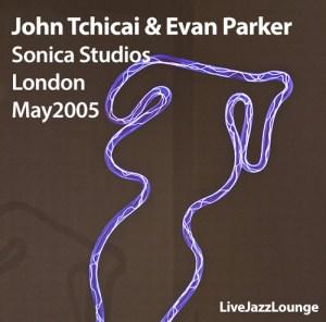 John Tchicai & Evan Parker – Sonica Studios, London, May 2005