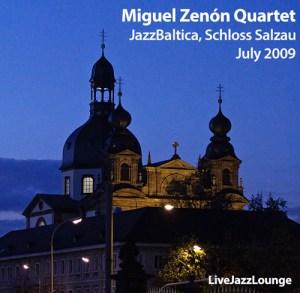 Miguel Zenon Quartet – JazzBaltica, Schloss Salzau, July 2009