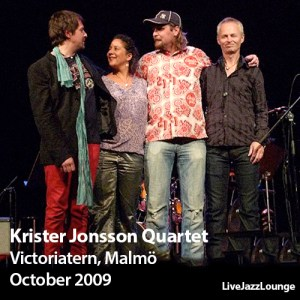 Krister Jonsson Quartet – Victoriateatern, Malmo, Sweden, October 2009