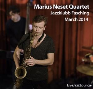 Marius Neset Quartet – Jazzklubb Fasching, Stockholm, March 2014