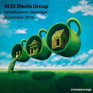 Al Di Meola Group – Leverkusener Jazzstage, November 2010