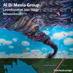 Al Di Meola Group with Gonzalo Rubalcaba – Leverkusener Jazzstage, November 2011