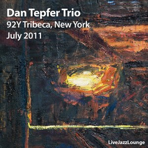 Dan Tepfer Trio – 92Y Tribeca, New York City, July 2011