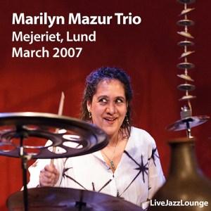 """Marilyn Mazur """"MAP"""" Trio – Mejeriet, Lund, April 2006"""