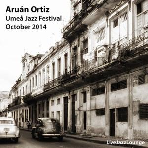 Aruan Ortiz Quartet – Umeå Jazz Festival, October 2014