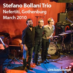 Stefano Bollani Trio – Nefertiti, Gothenburg, March 2010