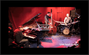Live Jazz Lounge Anniversary Special: Stefano Bollani Trio, Jazzklubb Fasching, Stockholm, March 2012