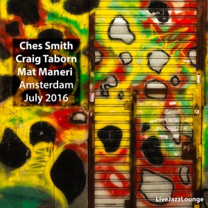 Ches Smith, Craig Taborn, Mat Maneri – Bimhuis, Amsterdam, July 2016