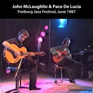 John McLaughlin & Paco De Lucía – Freiburg Jazz Festival, June 1987
