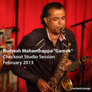 "Rudresh Mahanthappa ""Gamak"" – The Checkout Studio Session, February 2013"