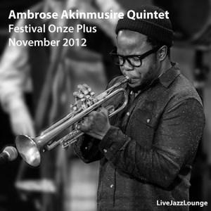 Ambrose Akinmusire Quintet – Festival Onze Plus, Lausanne, November 2012
