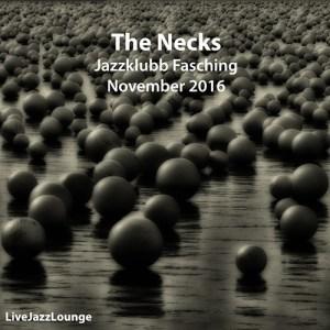 The Necks – Jazzklubb Fasching, Stockholm, November 2016