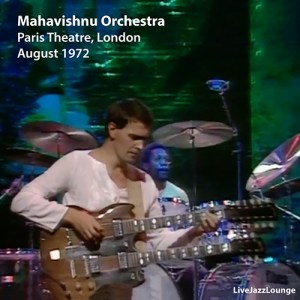 Mahavishnu Orchestra – The Paris Theatre, London, August 1972