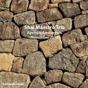 Shai Maestro Trio – Bimhuis, Amsterdam, November 2018