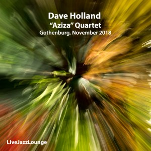 "Dave Holland ""Aziza"" Quartet – Gothenburg, Sweden, November 2018"