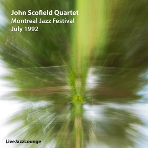 John Scofield Quartet – Montreal Jazz Festival, July 1992