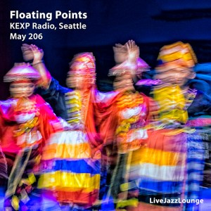 Floating Points – KEXP Radio, Seattle, May 2016
