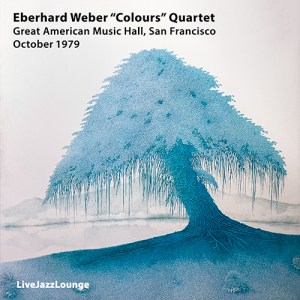 "Eberhard Weber ""Colours"" Quartet – San Francisco, October 1979"