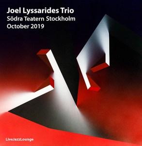 Joel Lyssarides Trio – Södra teatern, Stockholm Jazz Festival, October 2019