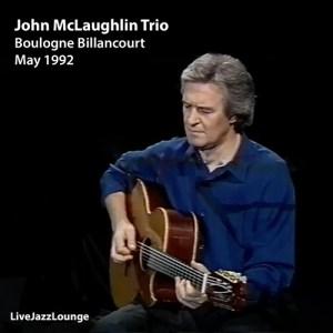 John McLaughlin Trio – Boulogne Billancourt, France, May 1992