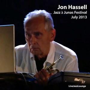 Jon Hassell – Jazz à Junas Festival, France, July 2013