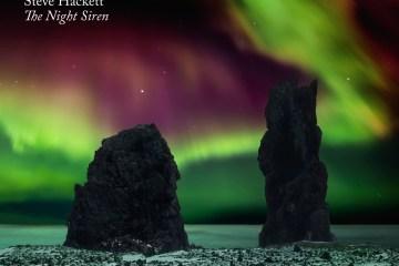 The Night Siren Steve Hackett