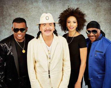 Santana The Isley Borthers