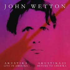 John wetton Akusitika