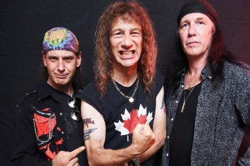 ANVIL 2018 band