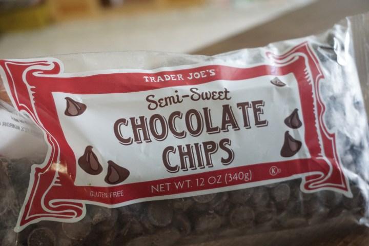 Trader Joe's Semi-Sweet Chocolate Chips