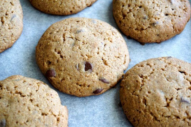 Ragi Oatmeal Choco Chip Cookies 2