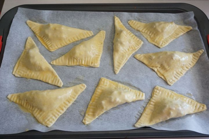 ready to bake pastries