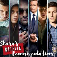 My Netflix TV Show Recommendations