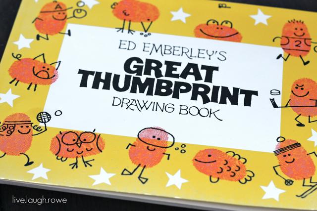 Thumbprint Book