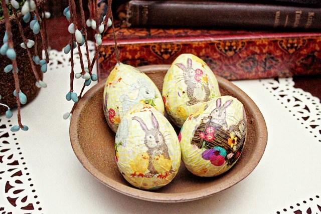 Easter Egg Craft