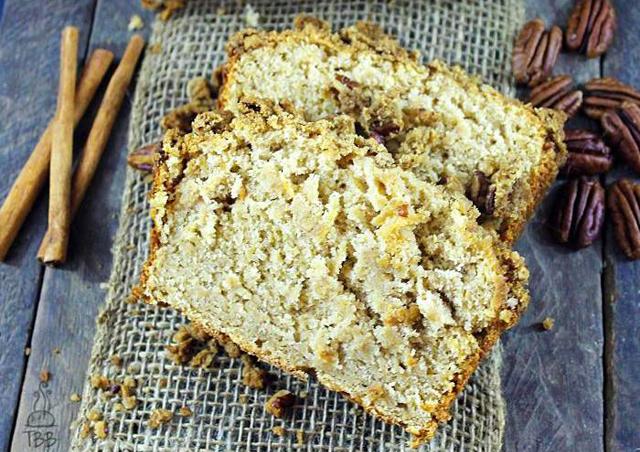 Apple Recipe.  Granny Smith Apple Bread