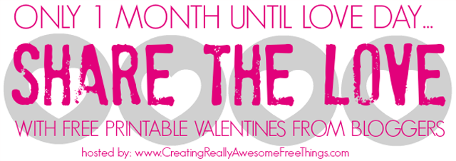 Share the Love Hop on January 14th, 2014