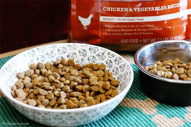 Simply Natural Dry Dog Food