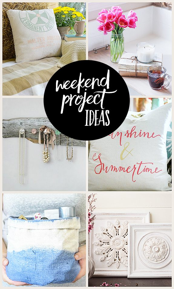 Fabulous Weekend Project Ideas at Inspiration2
