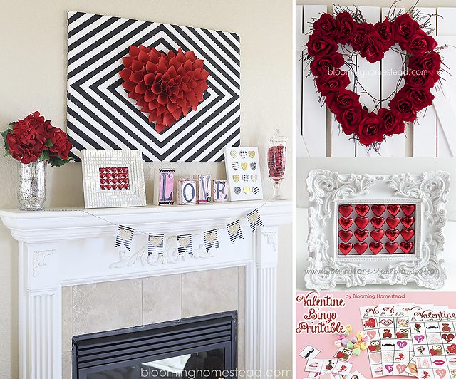 Valentine's Day Idea from Blooming Homestead