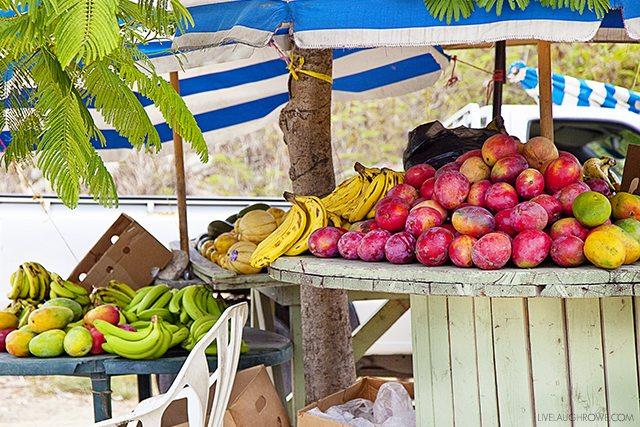 Island Fruit Stand | St. Maarten