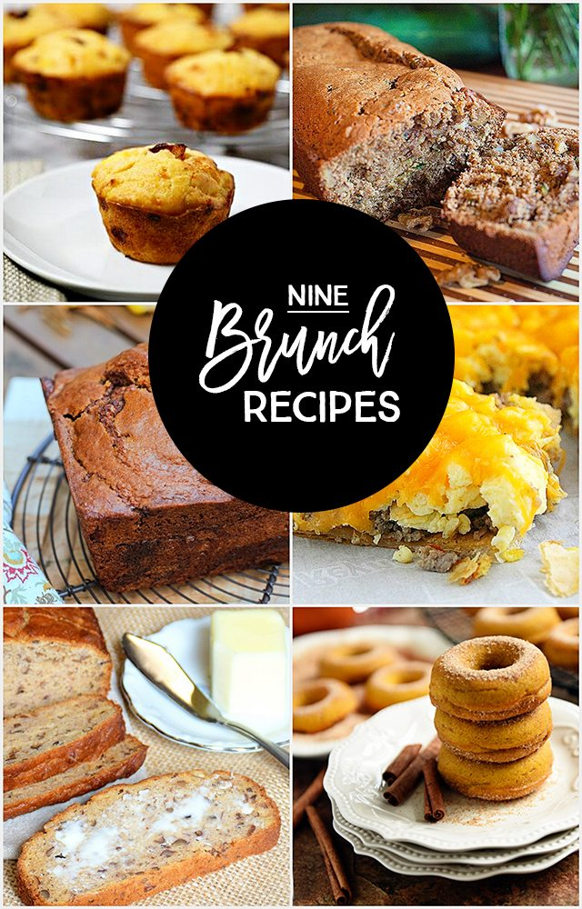 rom bread to coffee cakes to a breakfast tart, you're sure to find something new to whip up among these brunch recipes. livelaughrowe.com
