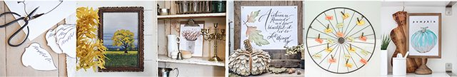 Oak Acorns and Leaves Printable plus 30+ additional printables!